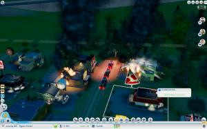 FireTrucks on scene