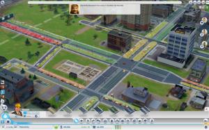 Traffic on High Density Avenues